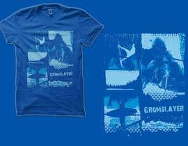 #21 untuk Design a T-Shirt for Gromslayer oleh simrks