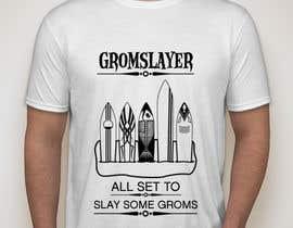 KaimShaw tarafından Design a T-Shirt for Gromslayer için no 16