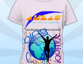 #53 untuk Design a T-Shirt for For our Company with Logo as your choice. oleh awaisinayat