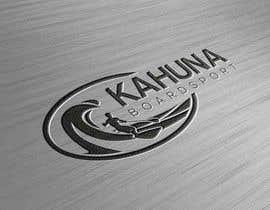 #30 untuk Design a Logo for Kahuna Boardsports oleh deditrihermanto