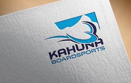 silverhand00099 tarafından Design a Logo for Kahuna Boardsports için no 12