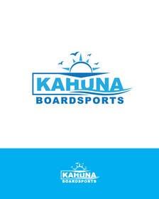 silverhand00099 tarafından Design a Logo for Kahuna Boardsports için no 37