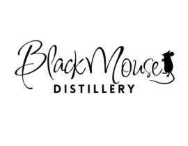 #48 untuk Design a Logo for Black Mouse Distillery oleh binoysnk