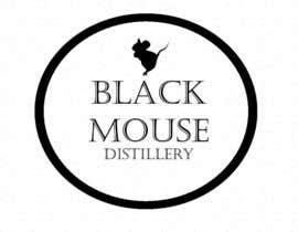 #43 untuk Design a Logo for Black Mouse Distillery oleh andjelkons