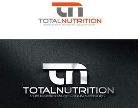 wilfridosuero tarafından Design a Logo for Total Nutrition için no 47