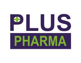 hatimou tarafından Projetar um Logo for Plus Pharma için no 39