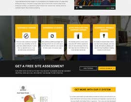 #23 untuk Design a Homepage and 2 Inner Pages oleh webidea12