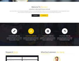 #10 untuk Design a Homepage and 2 Inner Pages oleh syrwebdevelopmen