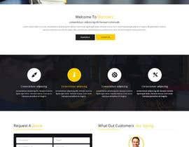 syrwebdevelopmen tarafından Design a Homepage and 2 Inner Pages için no 10