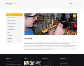 syrwebdevelopmen tarafından Design a Homepage and 2 Inner Pages için no 28