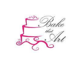 #11 untuk New logo for Bake That Art facebook homepage oleh ralucavladbg