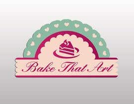 #4 untuk New logo for Bake That Art facebook homepage oleh nergizarda