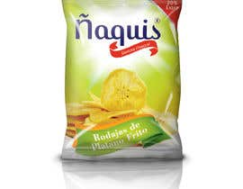 abhikreationz tarafından Print & Packaging Design for Snacks and logo for Ñaquis Snacks için no 5