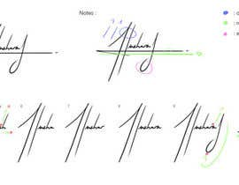 #5 for Create a Personal Hand Drawn Signature by uberdesigner