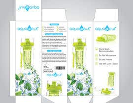 abhikreationz tarafından Create a packaging box for a water bottle için no 31
