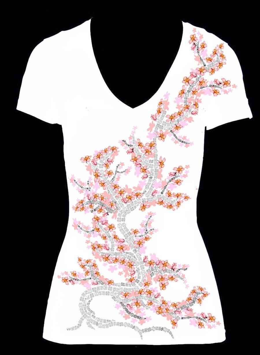 Proposition n°5 du concours Artistic Shirt Design
