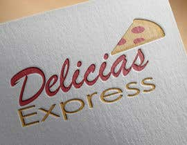 #3 untuk Projetar um Logo for Delícias Express oleh florindeloiu