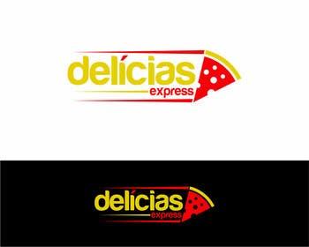 #47 untuk Projetar um Logo for Delícias Express oleh eltorozzz