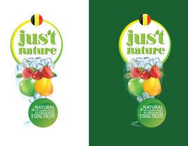 "dilpora tarafından Design a logo for our fruit juice brand: ""Nature Jus't"" için no 85"