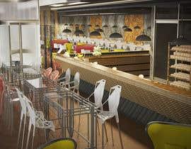#48 untuk Restaurant Concept Design Competition oleh fadi92