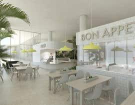 #34 untuk Restaurant Concept Design Competition oleh artnash