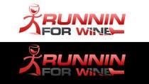 Bài tham dự #26 về Graphic Design cho cuộc thi Design a Logo for Runnin for Wine