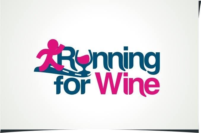 Bài tham dự cuộc thi #                                        19                                      cho                                         Design a Logo for Runnin for Wine