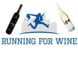 nº 10 pour Design a Logo for Runnin for Wine par jabran007