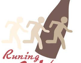 #12 para Design a Logo for Runnin for Wine por darqdesign