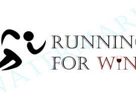 nº 6 pour Design a Logo for Runnin for Wine par Craetions