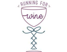 hollisita tarafından Design a Logo for Runnin for Wine için no 25