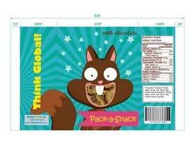 #8 untuk Create Print and Packaging Designs for a Cookie oleh hristina1605