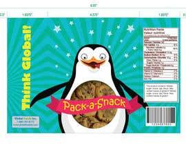 #26 untuk Create Print and Packaging Designs for a Cookie oleh hristina1605