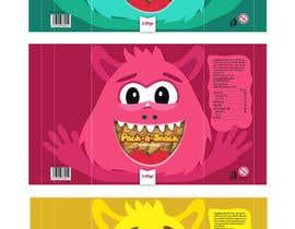 #24 untuk Create Print and Packaging Designs for a Cookie oleh grantistudio