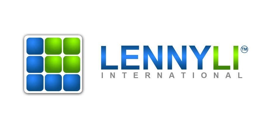 Bài tham dự cuộc thi #                                        231                                      cho                                         Logo Design for Lenny Li International www.lennyli.com