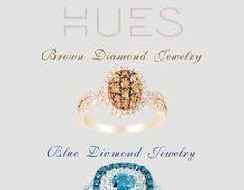 #57 untuk Design a Flyer for our jewelry company product oleh bluedesign1234