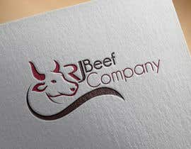 amzilyoussef18 tarafından Design a Logo for  RJ Beef Company için no 62
