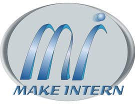 #8 for Design a Logo for www.makeintern.com by Harster13