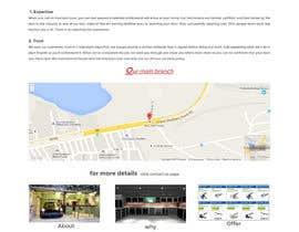 maa0 tarafından Design a small website için no 10