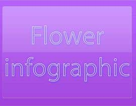 #12 for Flower infographic af sanart