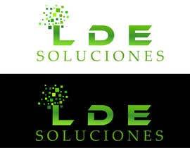 """asela897 tarafından Diseñar un logotipo para """"LDE SOLUCIONES"""" için no 12"""