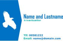 Contest Entry #30 for Personal business card for it-entrepreneur
