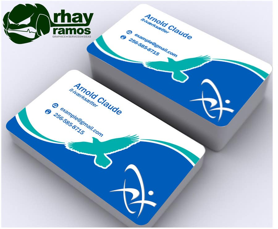 #36 for Personal business card for it-entrepreneur by rhayramos11