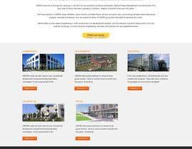 #5 untuk GMPM Website redesign oleh webidea12