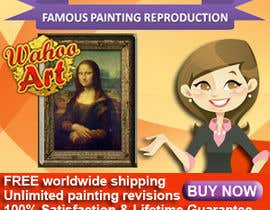 #42 for Advertising adword graphic BANNER by oteprosario