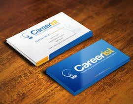 #54 untuk Design some Business Cards for Carrerist oleh mohanedmagdii