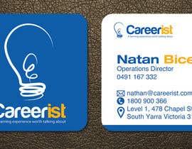 rodneymartinez tarafından Design some Business Cards for Carrerist için no 48