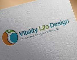 #9 untuk Design a Logo for Vitality Life Design oleh oldestsebi