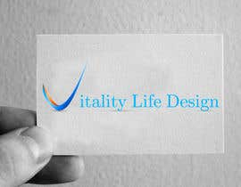 #19 untuk Design a Logo for Vitality Life Design oleh grafikano