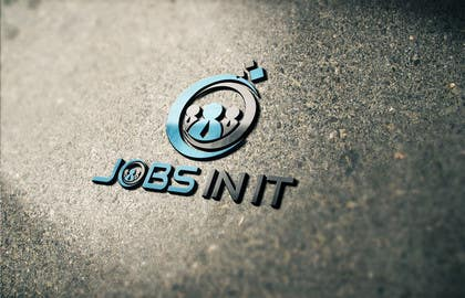 #58 untuk Design a Logo for Jobs In IT oleh alikarovaliya